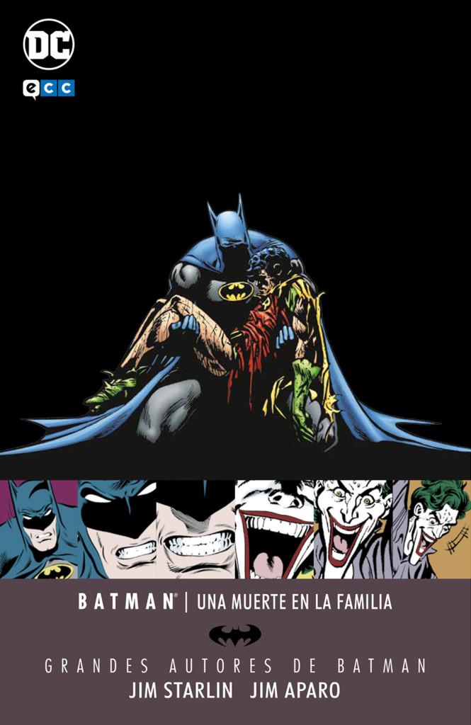 Batman – Una muerte en la familia