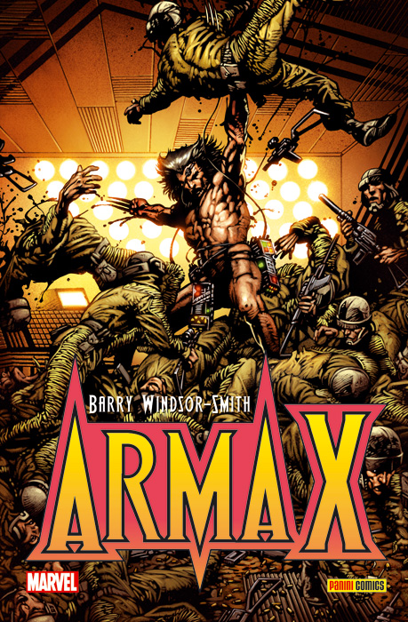 Lobezno: Arma X, de Barry Windsor-Smith