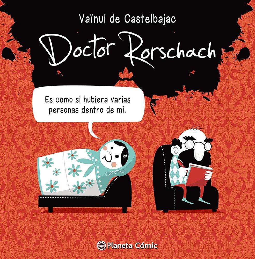 Reseña: Doctor Rorschach.