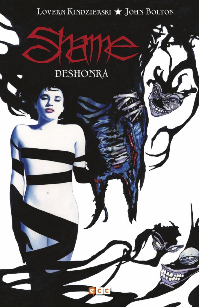 Shame: Deshonra, de Lovern Kindzierski y John Bolton