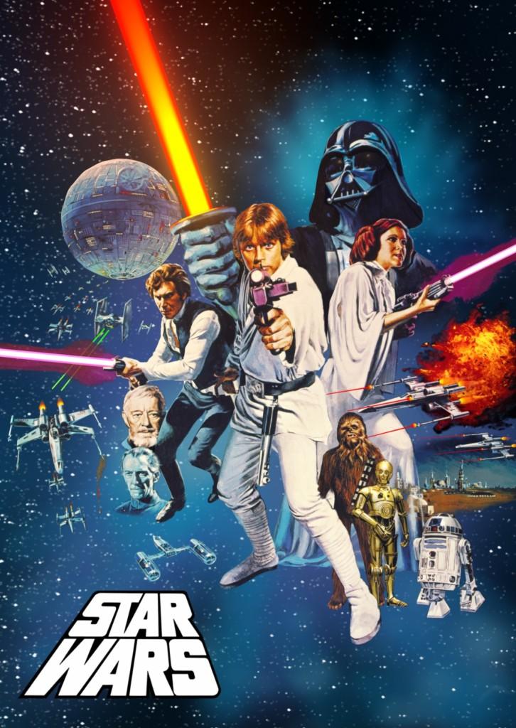 Podcast de ELHDLT: Guía de apoyo del Especial Star Wars I.