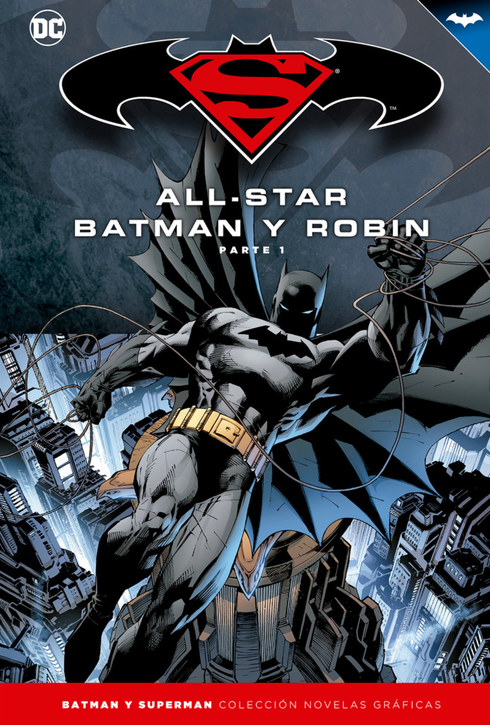 Reseña: All Star Batman & Robin, the Boy Wonder.