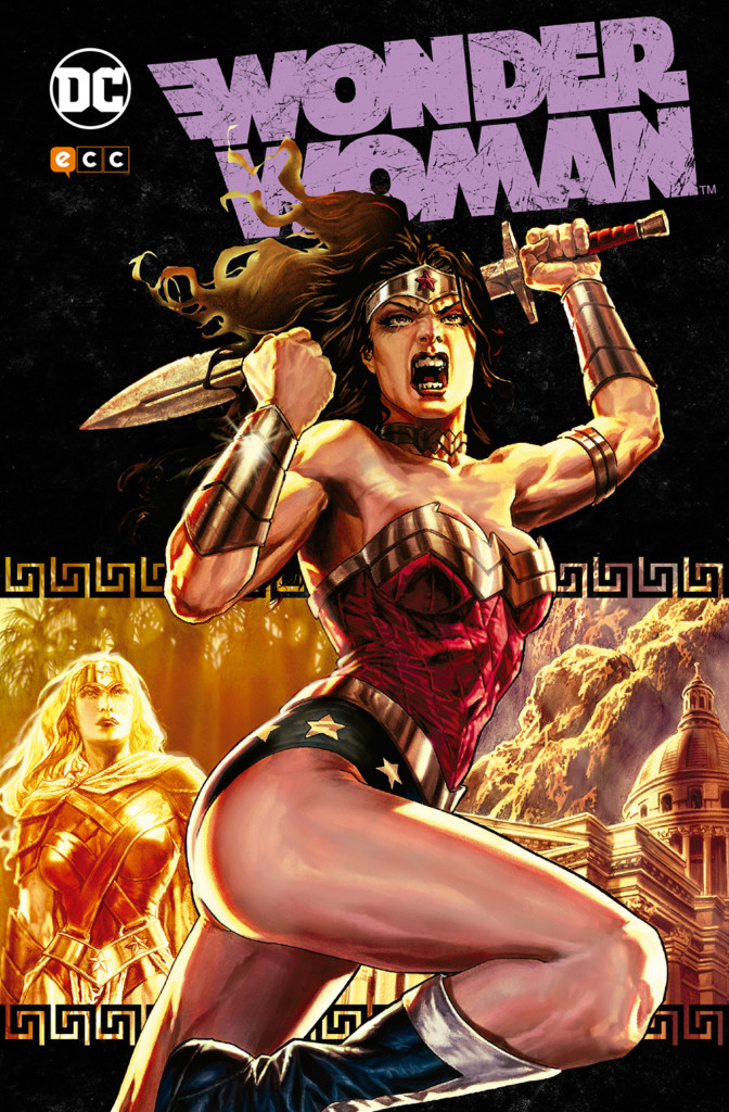 ECC anuncia un coleccionable de Wonder Woman
