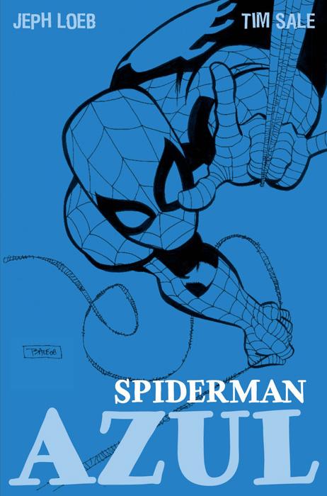 Reseñas desde Star City: Spiderman Azul