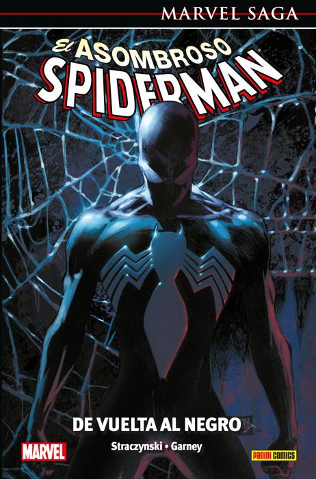 Reseñas desde Star City: MS Spiderman 12 De vuelta al negro