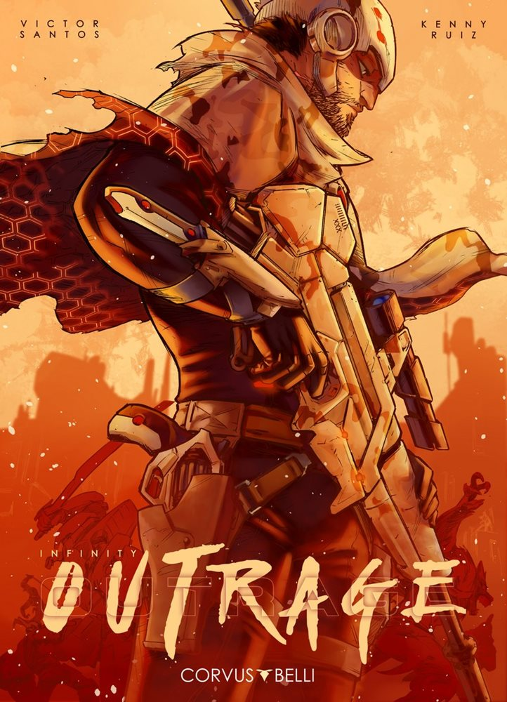 Reseña Infinity: Outrage