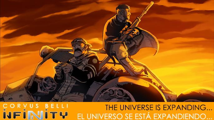 Entrevista a Víctor Santos y Kenny Ruiz, autores de Infinity: Outrage