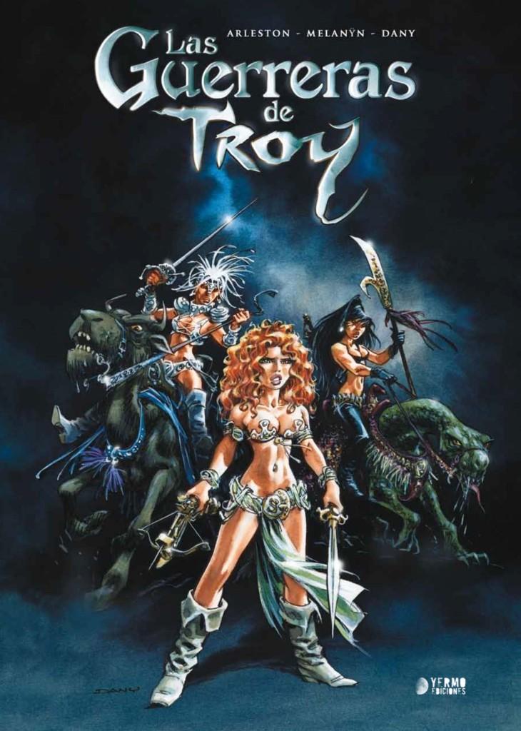Reseña: Las Guerreras de Troy Integral.
