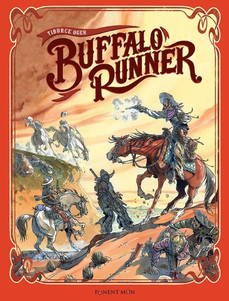 Reseña: Buffalo Runner, de Tiberce Oger.