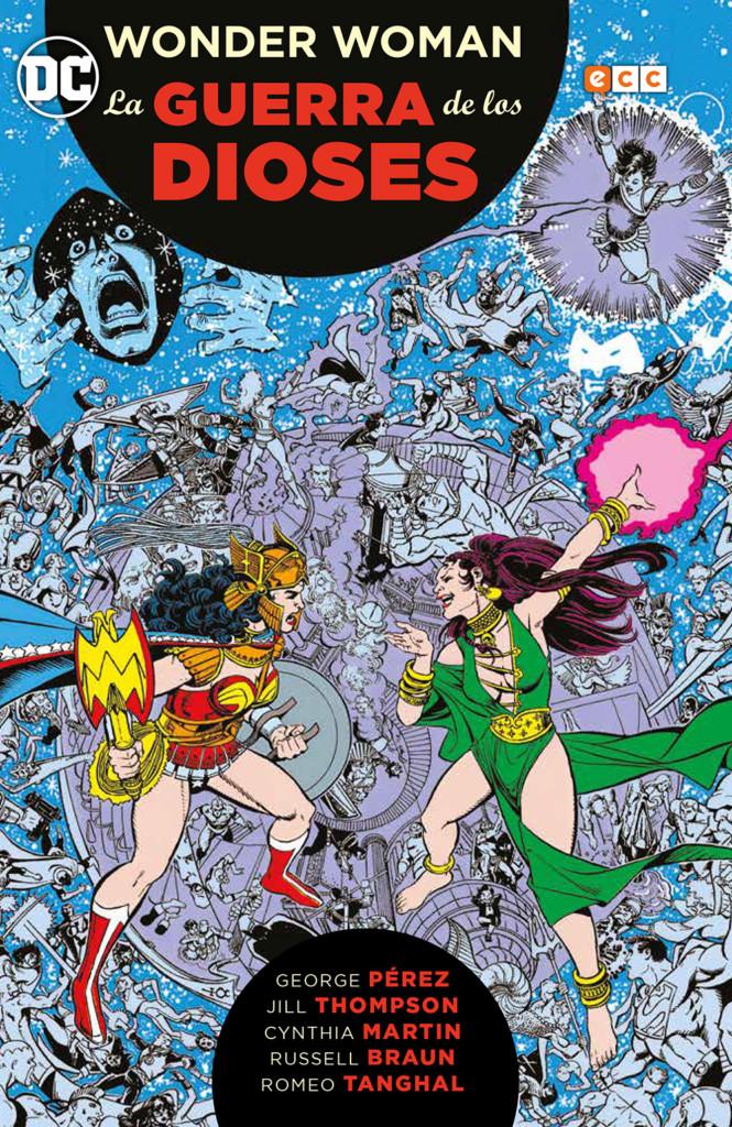 Wonder Woman: La Guerra de los Dioses
