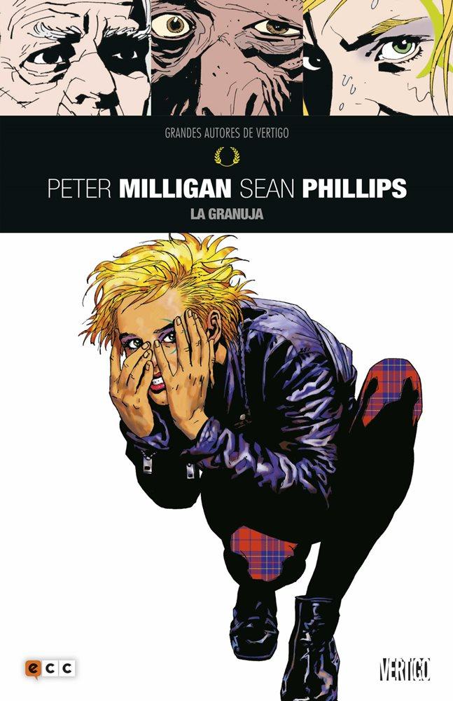 Grandes Autores de Vértigo #11 – Peter Milligan y Sean Phillips: La granuja