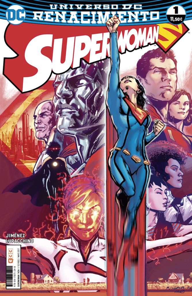 Reseñas desde Star City: Superwoman 1