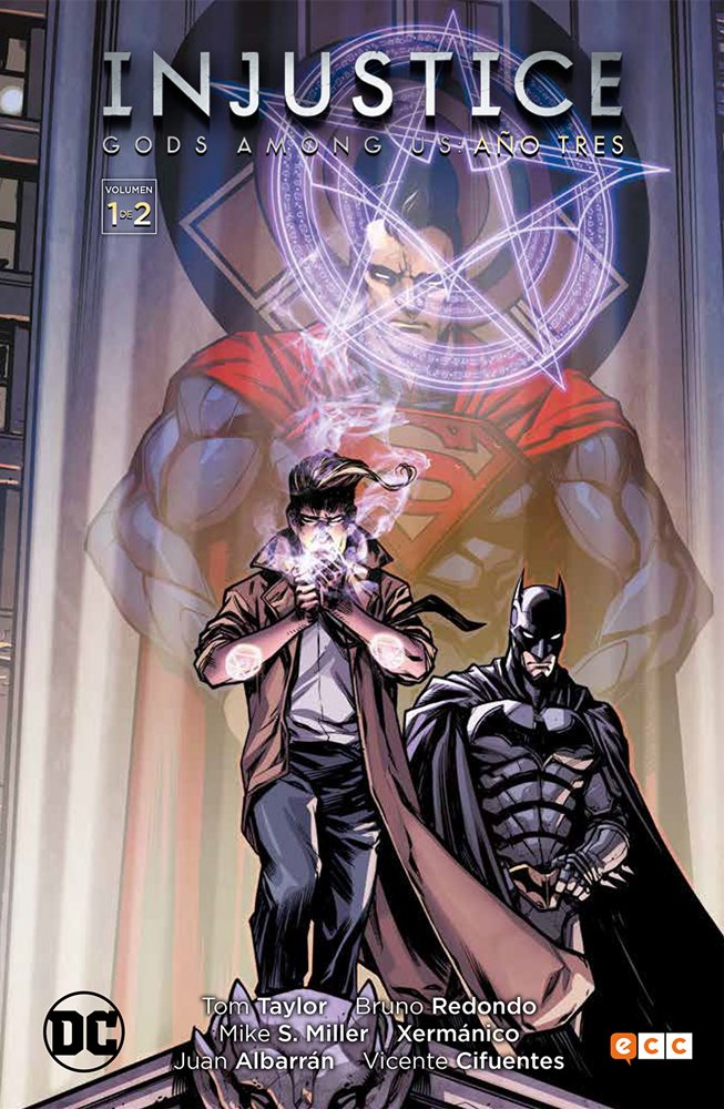 Injustice: Gods Among Us. Año tres Vol. 1