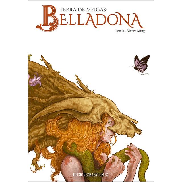 Disponible para comprar (y cambiar si tienes la antigua) la edición corregida de Belladona: Terra de Meigas.
