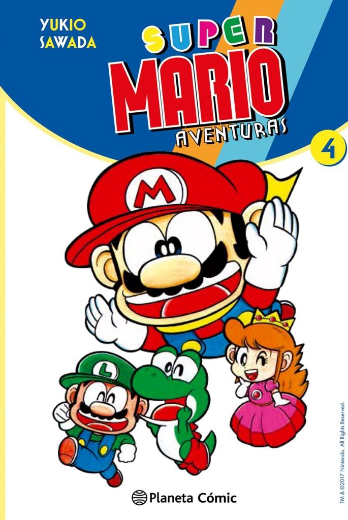 Reseñas desde Star City Jr: Super Mario Aventuras 4