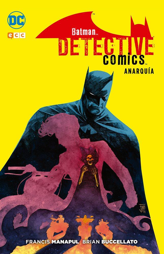 Reseña Batman: Detective Comics – Anarquía