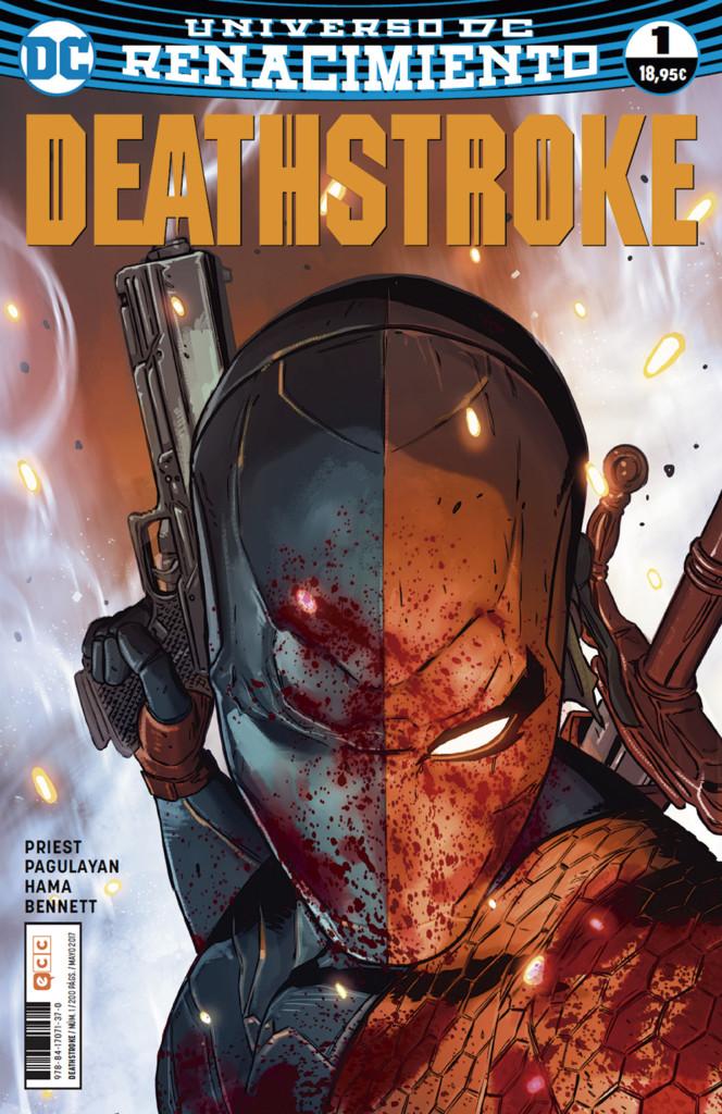 Reseña de Deathstroke 1