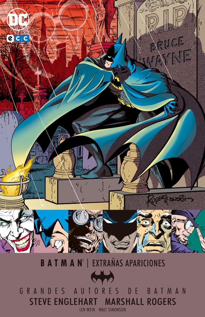 Batman: Extrañas Apariciones
