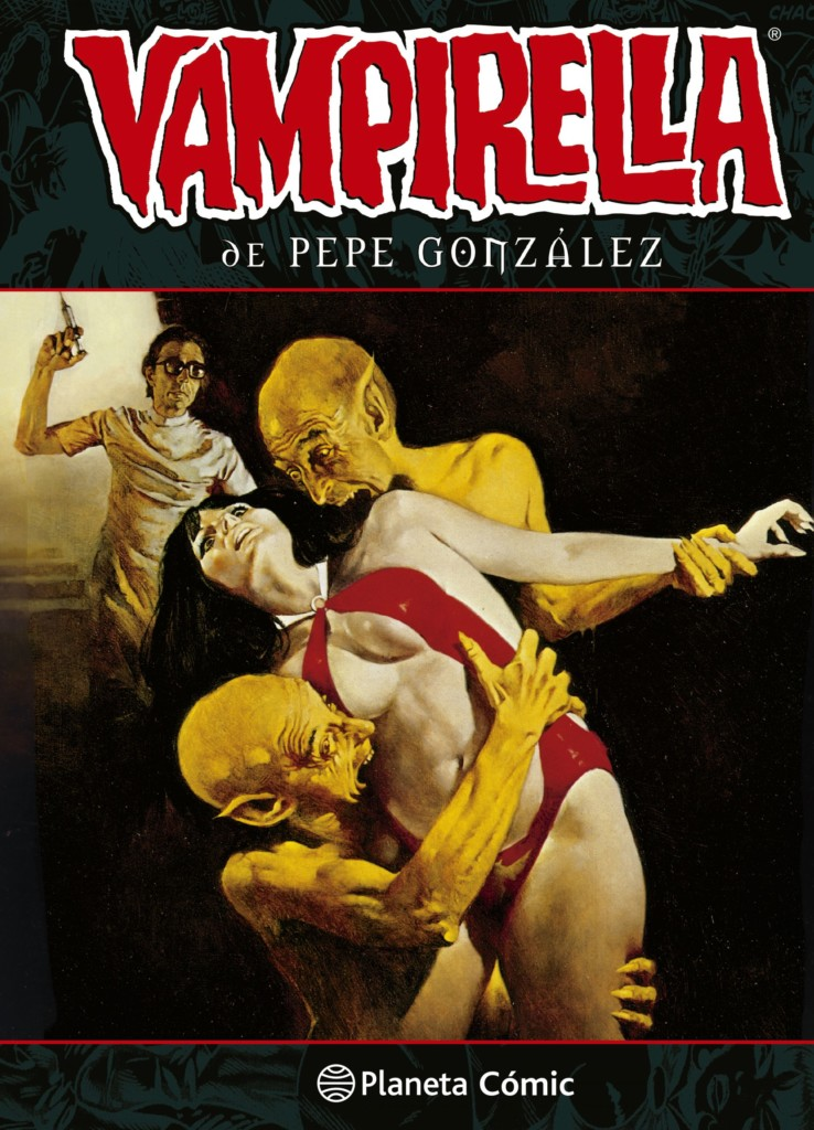 Vampirella de Pepe González 2