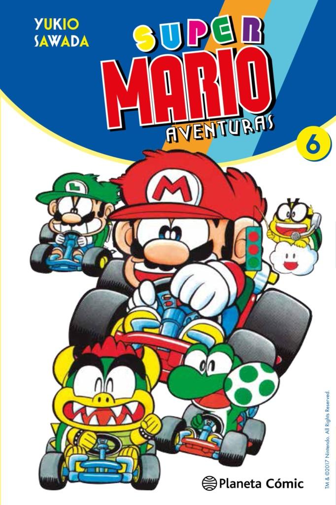 Super Mario Aventuras 6