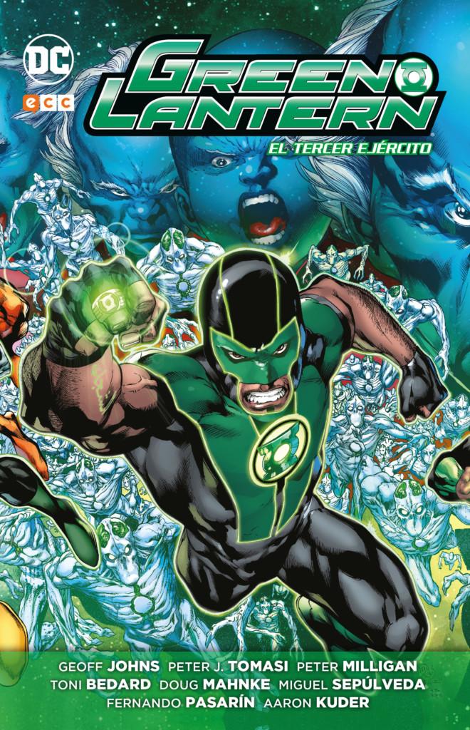 Reseña de Green Lantern: El Tercer Ejército