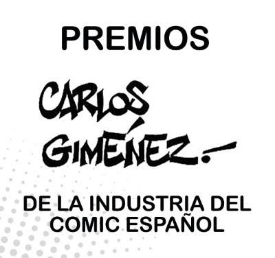 Nominados a los Premios Carlos Giménez 2017