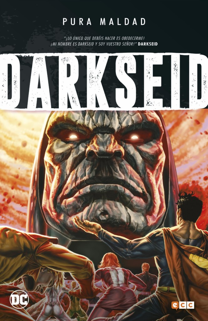 Reseña: Pura maldad: Darkseid