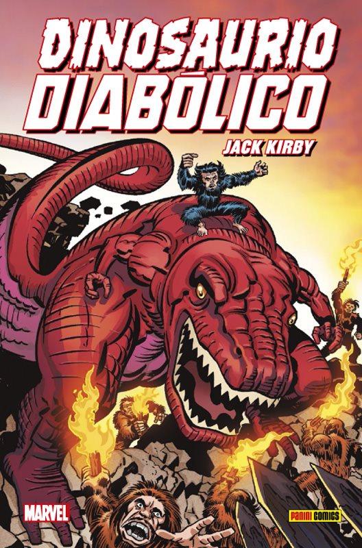 Semana Kirby: Dinosaurio Diabólico