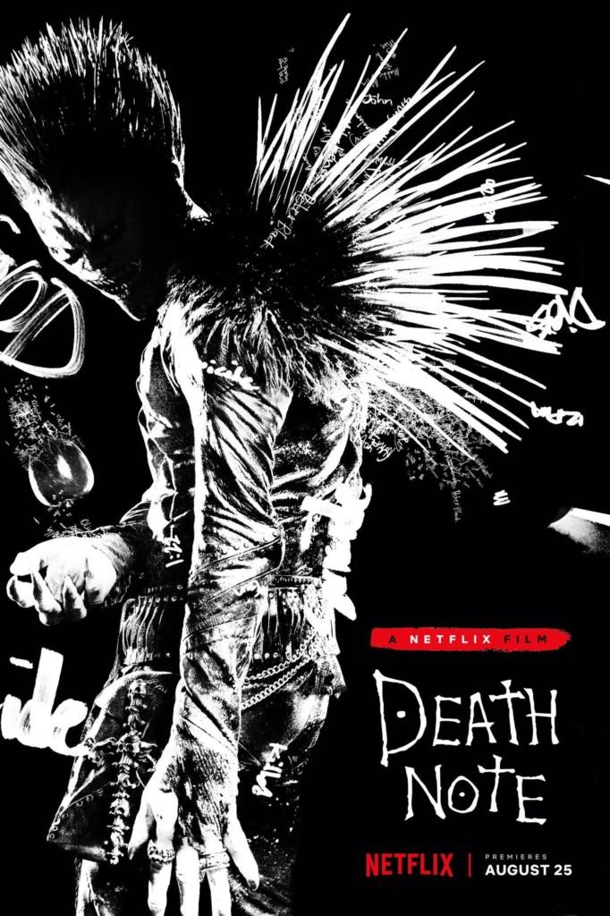 Death Note (2017) reseña sin spoilers.