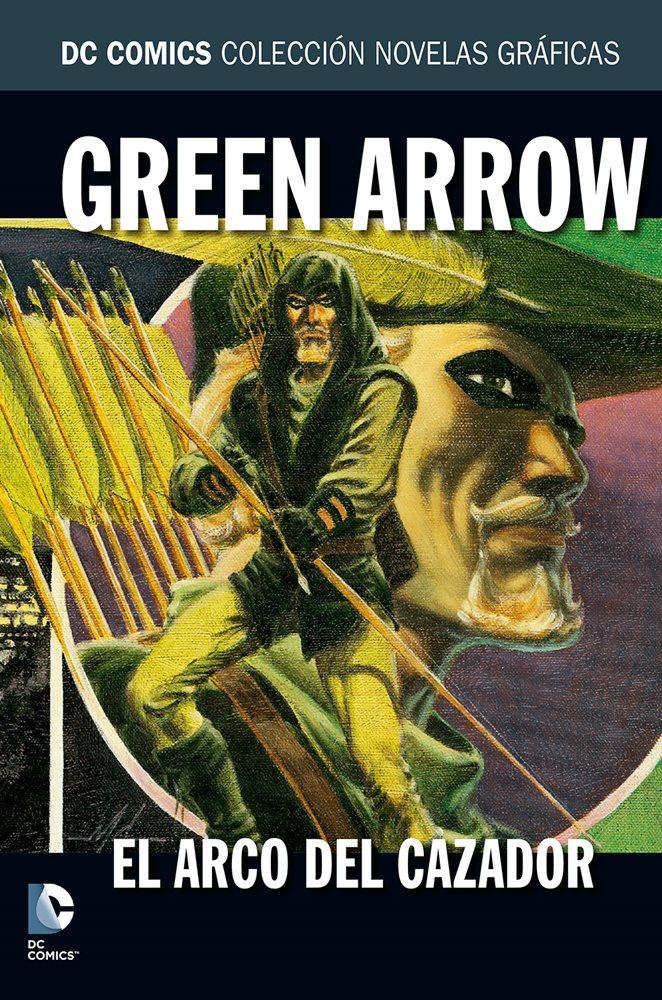 Reseña Green Arrow: El arco del cazador