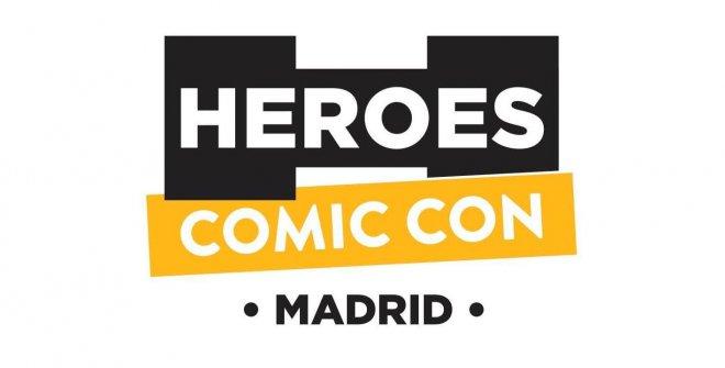 Rueda de prensa de Heroes Comic Con Madrid con presentación del cartel