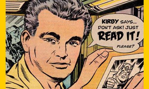 La quinta temporada del podcast de ELHDLT arranca con… ¡Jack «The King» Kirby!