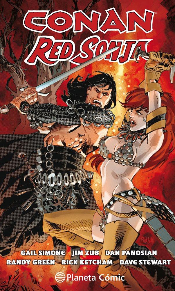 Reseña de Conan / Red Sonja