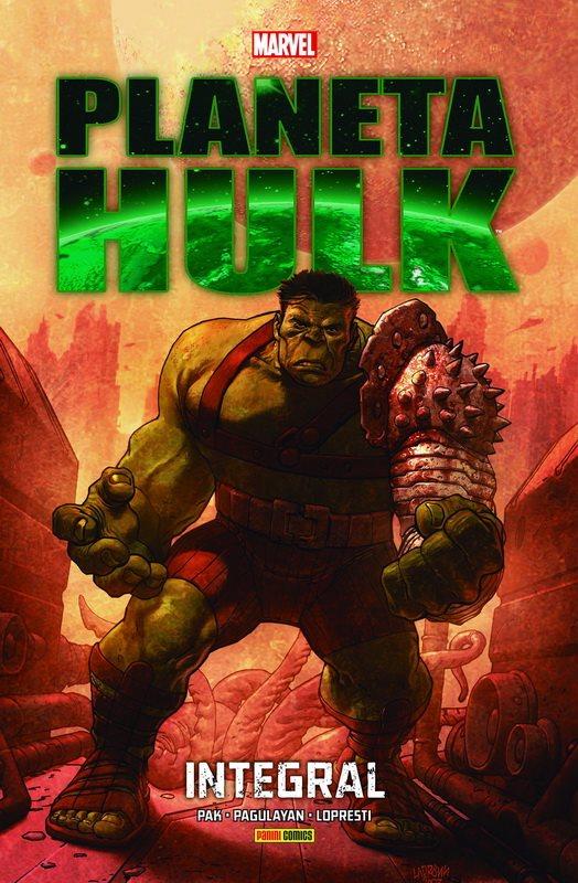 Reseña: Planeta Hulk, de Greg Pak