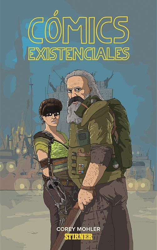 Cómics Existenciales, de Corey Mohler
