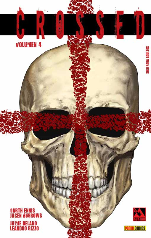 Crossed, volumen 4: Badlands