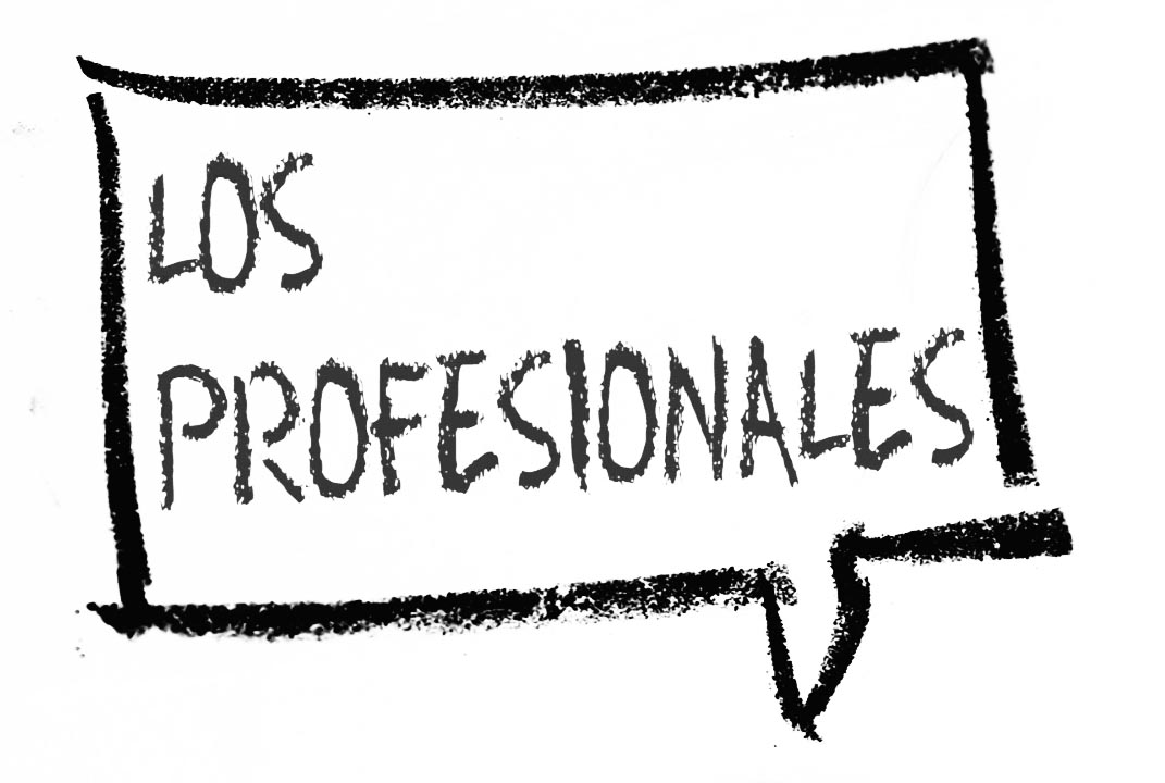 Los Profesionales: CAFU