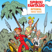 Reseña: Spirou y Fantasio. Integral  1 Franquin 1946-1950.