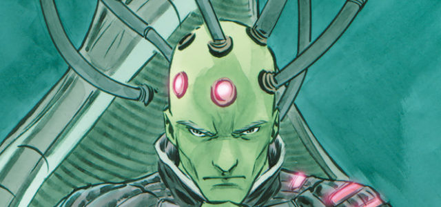 Pura maldad: Brainiac