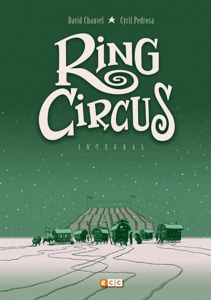 Ring Circus portada