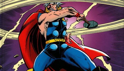 El Poderoso Thor de Tom DeFalco y Ron Frenz 1