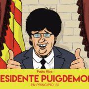 Novedad Sapristi diciembre: Presidente Puigdemont