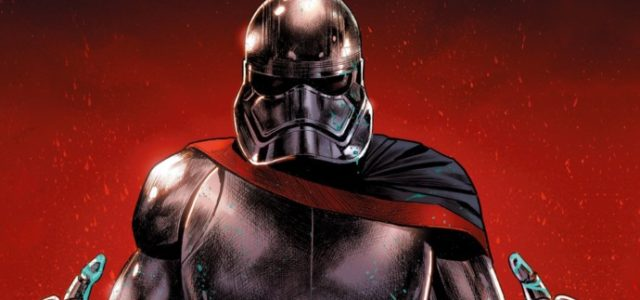Capitana Phasma, de Thompson & Checchetto