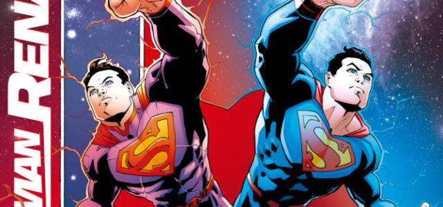 Superman: Renacido, de ECC Ediciones