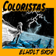 Podcast sobre el color en el cómic