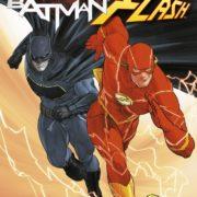 Batman/Flash: La chapa nº1-4