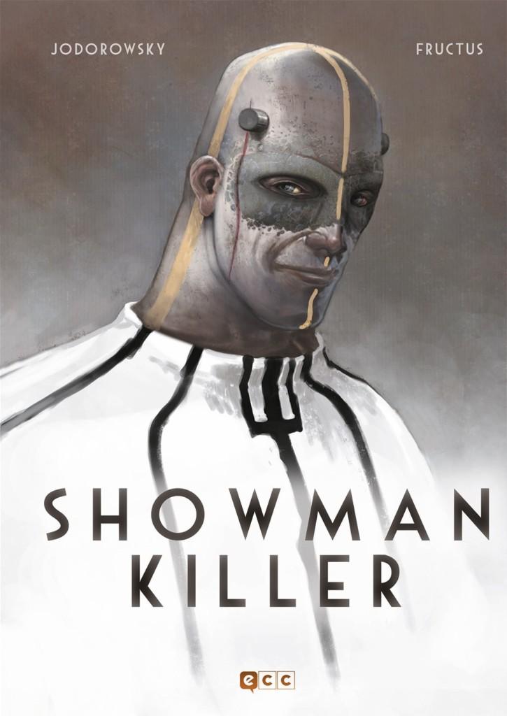 portada showman killer