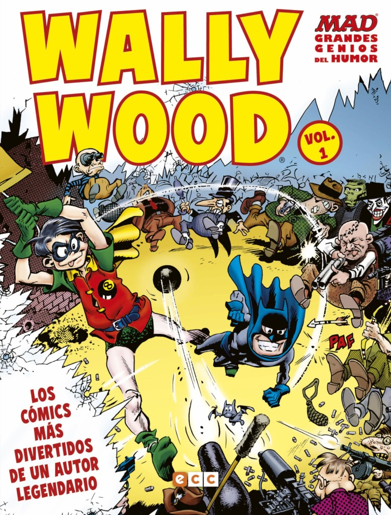 MAD Wally Wood