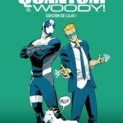 Quantum & Woody!, Edición De Lujo 1
