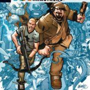 Las Aventuras de Archer y Armstrong: En el saco